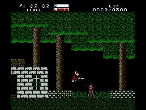 Zelda II: Shadow of Night (Hard Patch/No Save State) - 02 - Candle