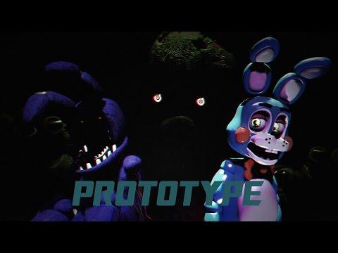 [SFM] Prototype VIP - Wooden Toaster ( Collab w/ Bunny )