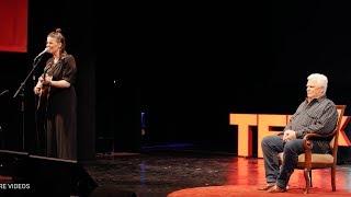 Sitting with the dying / Twilight | Uffe Madsen & Kajsa Vala | TEDxOdense