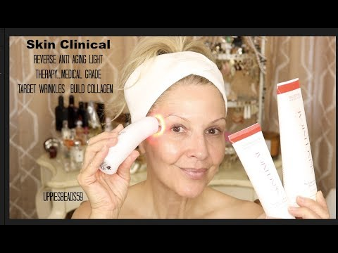 SkinClinical REVERSE Anti Aging Medical Grade Light Therapy AND WINNERS!