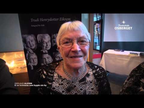 Kvinner som bygde ein by - Trudi Henrydotter Eikrem