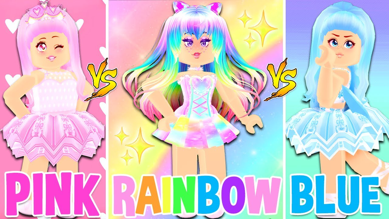 We Tried The One Color Outfit Challenge In Fashion Famous