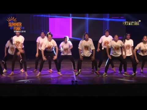 Nucleya Medley - Shiamak Summer Funk 2016 - Mumbai - Zone 1