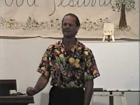 Dr. Doug Graham - Raw Food Festival 2000 Part 3