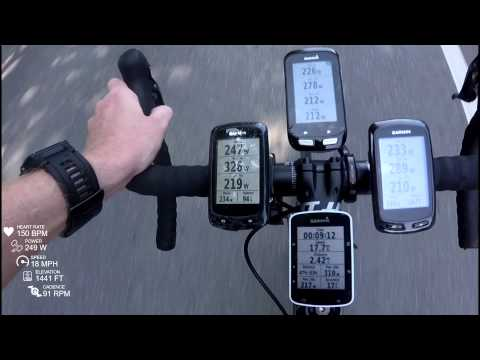 PowerPod Power Comparison Quick On-Bike Demo