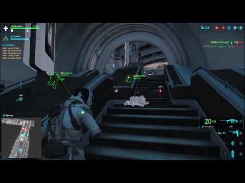grp sniping in metro with sr200