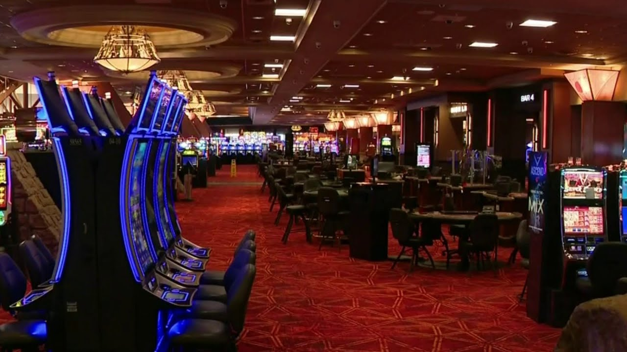 Casinos Reopening