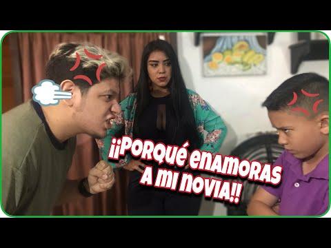 Cuando Enamoran A Tu Novia - Abraham Moreno