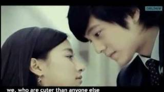 Kim So Eun and Kim Bum- Anycall Bodyguard ♥ [ENG S(DISCLAIMER - THIS VIDEO IS NOT MINE, NOR DOES THE SONG BELONG TO ME . CREDITS TO OWNER ] Anycall Bodyguard Commercial ♥ Starring: Kim so ..., 2012-01-09T22:09:31.000Z)