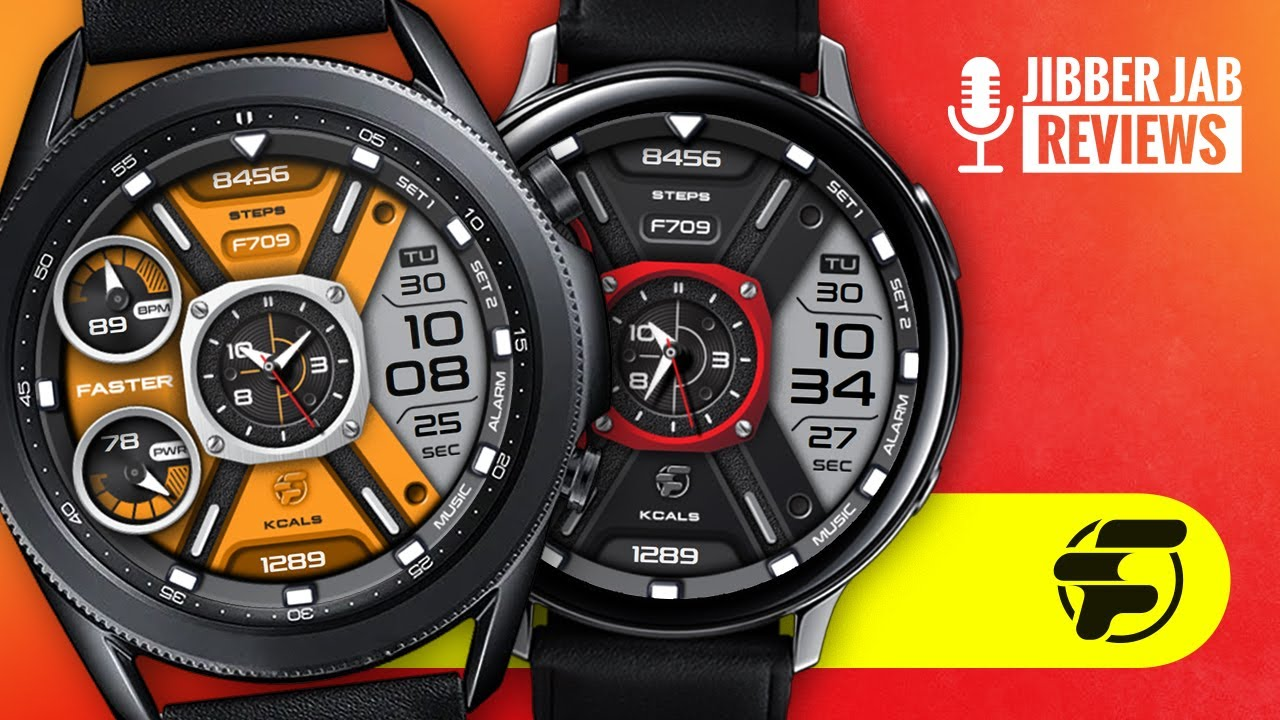 HUGE Coupon Giveaway! Samsung Galaxy Watch Active 2/Galaxy Watch Face by Faster