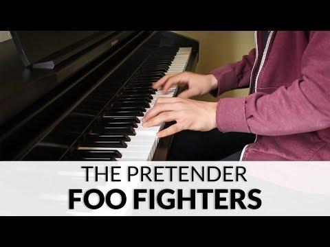 Foo Fighters - The Pretender | Piano Cover