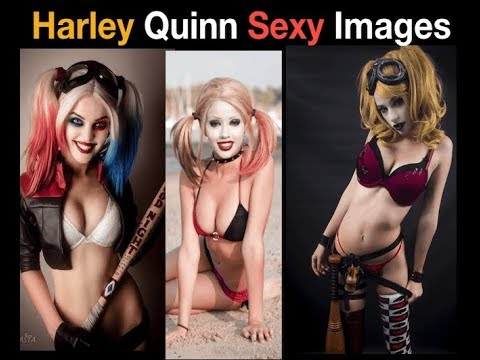 Harley Quinn Sexy Images Look Like She Is Nude