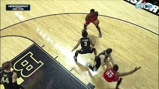 Big Ten Basketball Highlights: Ohio State at Purdue