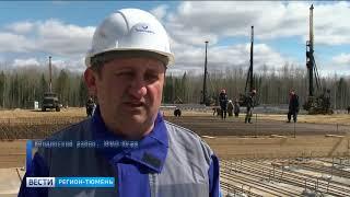 Специалисты построили 18 из 20 колодцев на станции «Конда»