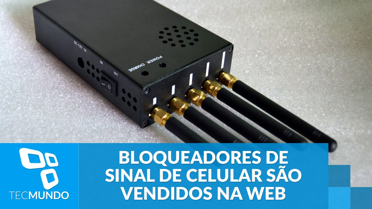Bloqueadores de sinal | jamming memory loss after accident