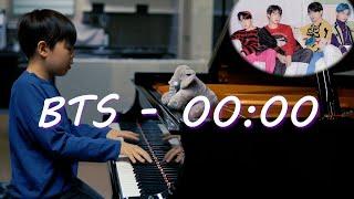 Download lagu BTS (방탄소년단) - 00:00 (Zero O'Clock) 박지찬 편곡 연주   piano cover