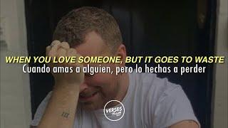 Download Mp3 Sam Smith - Fix You  Coldplay Cover  | Lyrics/sub Español