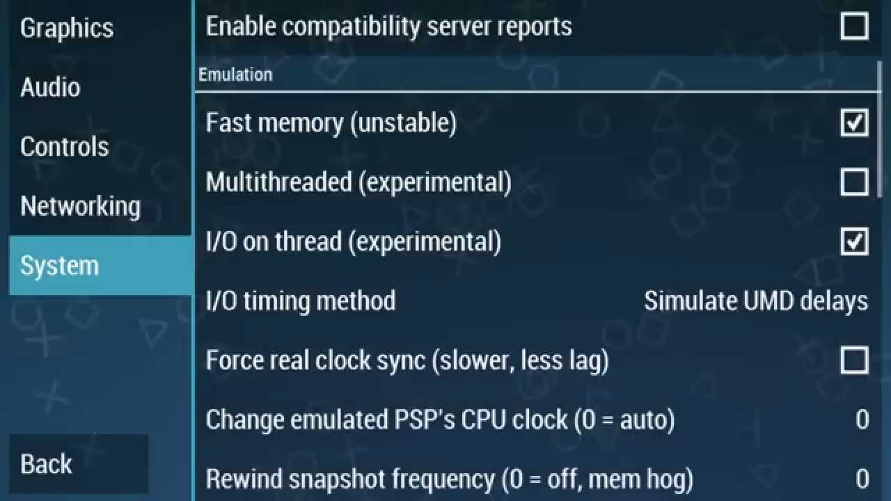 umd emulator