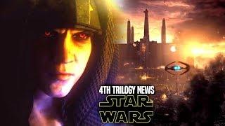 Star Wars! 4th Trilogy News Revealed & More! (Star Wars News)