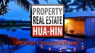 Pool villa for sale in Hua Hin Town
