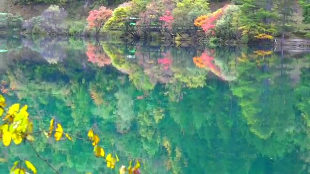 Jiuzhaigou Valley-Sichuan-The Most Beautiful Lakes In The -4062
