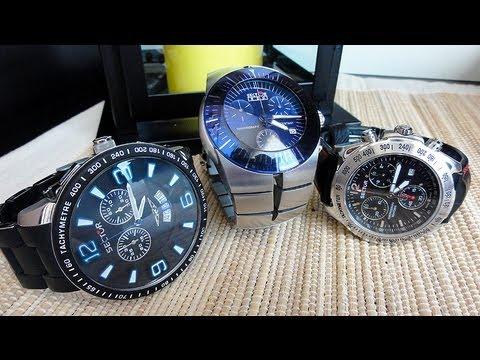425e6fdd01c Manutenção de relógios de pulso - YouTube