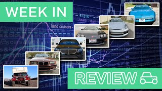 Market Report! Prototypes, Hummer Campers, the Declining GT4 Market, and More!