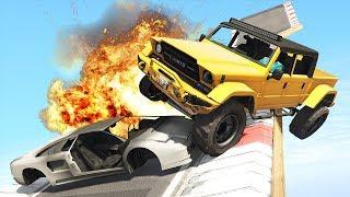 Ты никогда это не пройдешь! 120 минут жести на новой машине! Гонки в GTA 5 Online | MYE