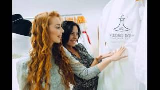 Видео с примерки свадебного платья в свадебном салоне WEDDING ROOM Архангельск