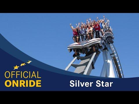 POV - SILVER STAR Europa-Park - OFFICIAL ONRIDE