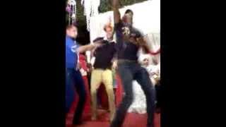 حسن كاريوكي رقص شعبي