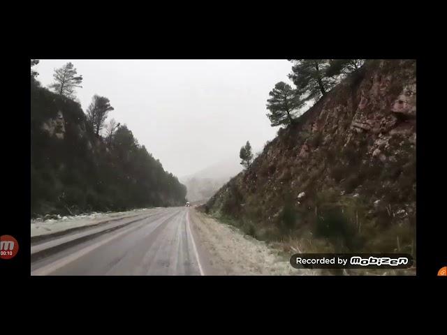 Nieve en Sierra 2018