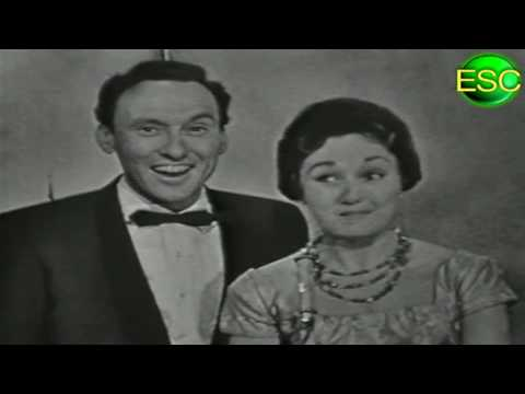 ESC 1959 10 - United Kingdom - Pearl Carr & Teddy Johnson - Sing, Little Birdie
