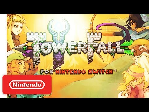 TowerFall - Announcement Trailer - Nintendo Switch
