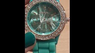 Женские часы Geneva с алиэкспресс(ссылка на ..., 2015-03-01T10:15:33.000Z)