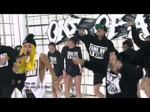 G-Dragon - Live @ SBS Inkigayo 120916