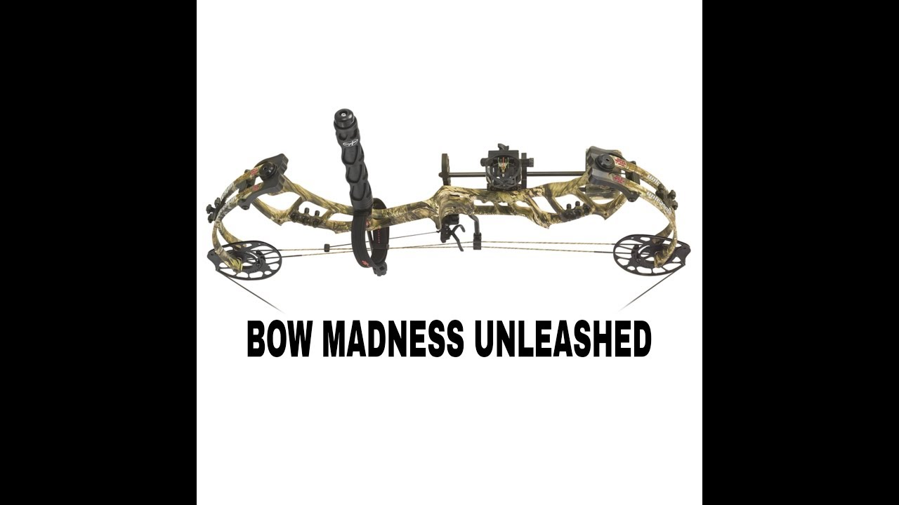 PSE 2019 Bow Madness Unleashed Test Review by Mike's Archery