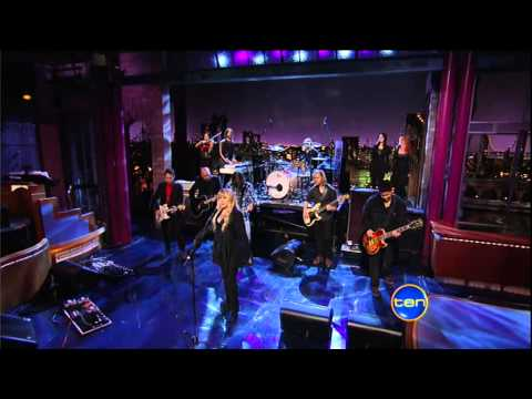Stevie Nicks and the Sound City Players - 2013-02-15 - The Late Show with David Letterman
