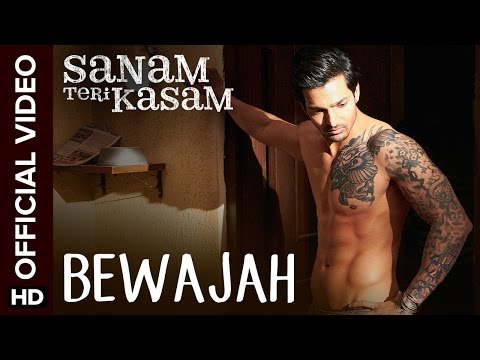 Bewajah Official Video Song | Sanam Teri Kasam | Harshvardhan, Mawra | Himesh Reshammiya