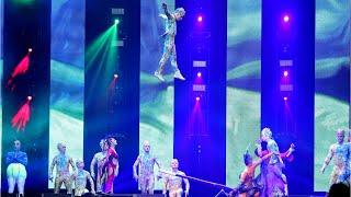 Cirque Du Soleil Performer Falls To His Death During Performance