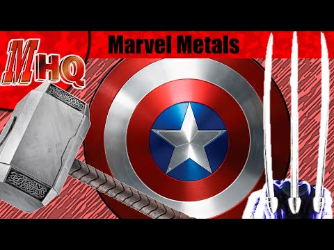 The Metals Of Marvel