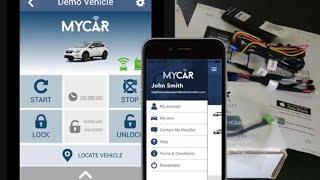 The Future Of Smartphone Vehicle Integration - MyCar Linkr-LT1