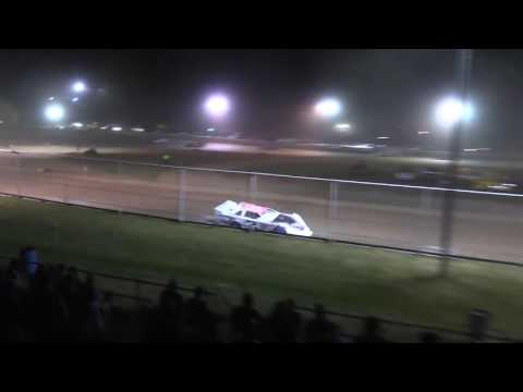 Ohio Valley Speedway Steel Block Late Model Feature 6-18-2016