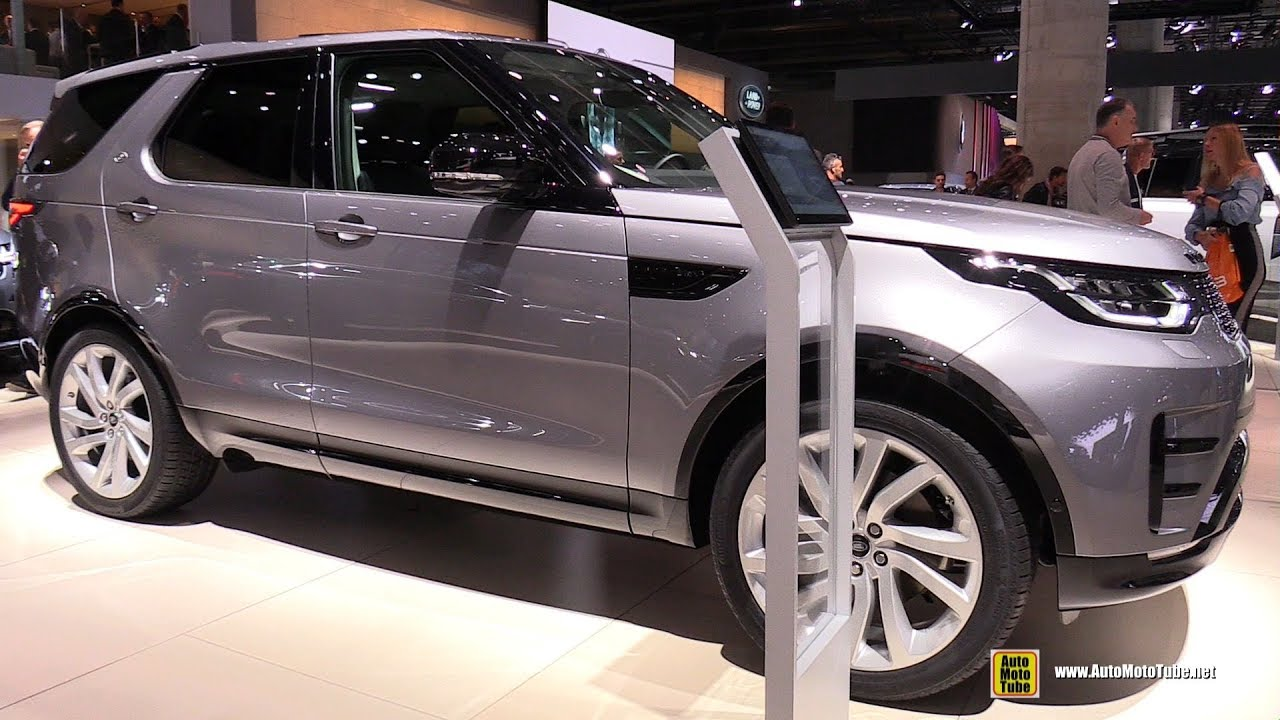 2020 Land Rover Discovery Landmark - Exterior and Interior Walkaround - 2019 Frankfurt Motor Show