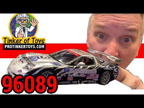 Corvette C5R 10˚ Aniversario A-2008   96089   Fly Car