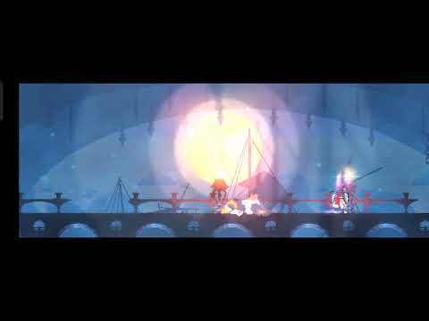 Dead cells boss is super easy but not the game. |