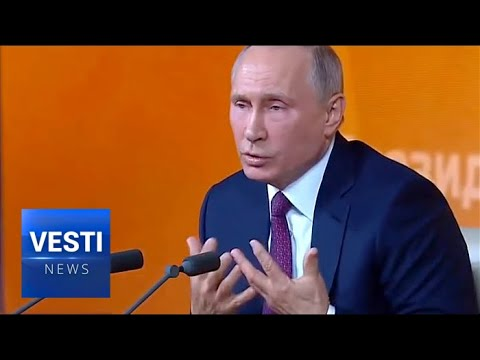 Putin: American People Trust President Trump But His Hands Are Tied to Live up to His Promises
