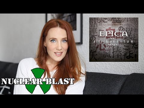 EPICA vs Attack On Titan songs (SPECIAL COVERS EP: OUT JULY 20th)