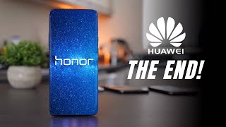 Huawei HONOR - THE END