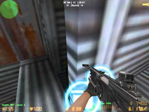 Counter Strike Extreme V6 Gameplay + Free Download link